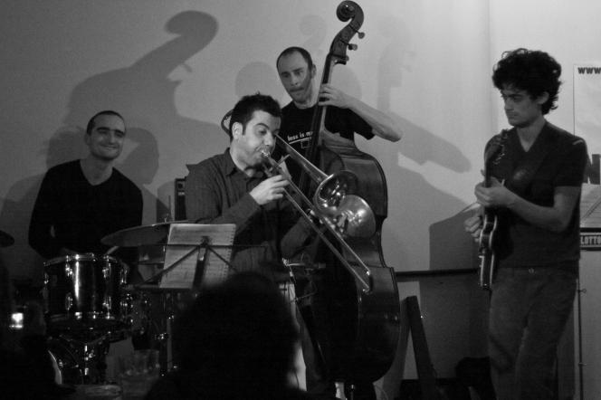 Tony Cattaneo Halls Quartet - live 100celleJazz